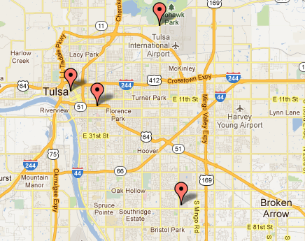 Live Traffic Storey Wrecker Tulsa Ok 918 585 5571